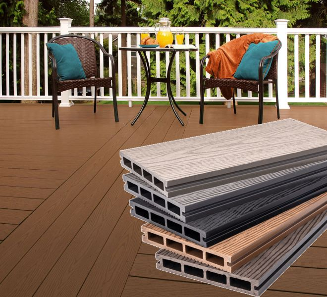 Hollow Decking Series