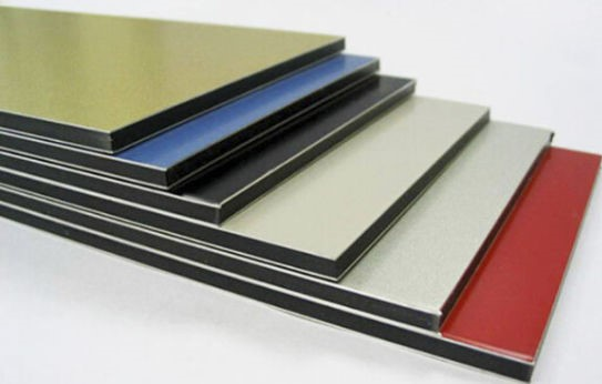 Aluminum Composite Panel with Powder coating