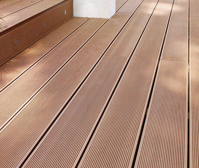 Garden Flooring Decking