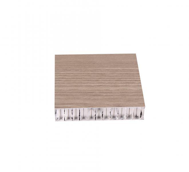 PVC aluminium honeycomb panel