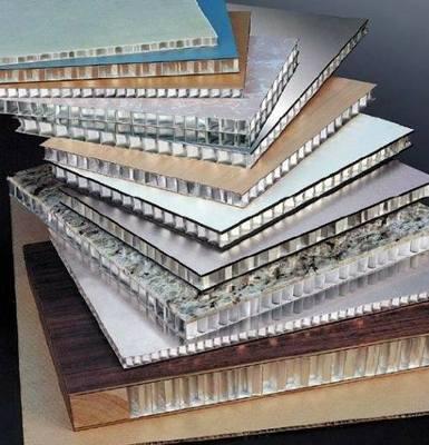 Various Aluminium Honeycomb Panels