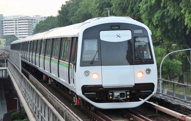 Model C151C train