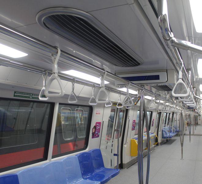 Model C151C Interior - blue